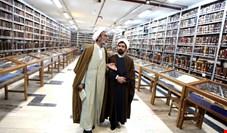 کتابخانه مرکزی حرم حضرت معصومه(س) تا پایان امسال تکمیل میشود