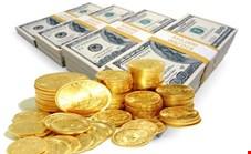 قیمت سکه و ارز در بازار کاهش یافت+جدول قیمتها