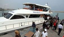 راهاندازی ۹ اسکله گردشگری/۶۳ شناور دریایی مسافران نوروزی را جابجا خواهند کرد