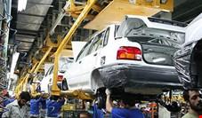 مواد اولیه مصرفی صنعت خودرو ۴۲ درصد کمتر از قیمت خودرو افزایش یافته است