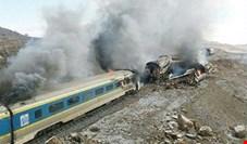 مسئول معرفی درگذشتگان سانحه قطار به بیمه پارسیان پزشکی قانونی است