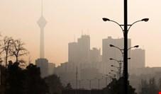 تهران امسال ۲۱ روز کمتر از سال گذشته هوای سالم داشته است