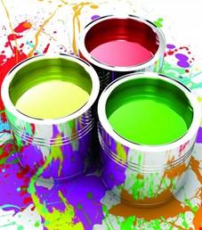 20 درصد نیاز بازار رنگ از خارج تامین میشود/ واردات مواد اولیه بیکیفیت از چین برای تولید رنگ ایرانی