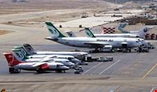 40  درصد پروازهای 16 شرکت هواپیمایی با تاخیر انجام شد