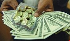 قیمت طلا و سکه در بازار آزاد نزولی شد / نرخ خرید دلار  به ۱۲ هزار و ۶۵۰ تومان رسید