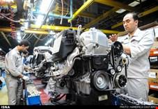 تولید خودرو ۴۶ درصد کاهش یافت