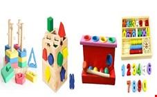 خرید اسباب بازی فکری آموزشی چقدر هزینه دارد؟