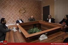 نشست بررسی عملکرد علی فاضلی در اتاق اصناف