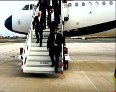عدم سوخت رسانی به هواپیمای حامل ظریف موردی بود