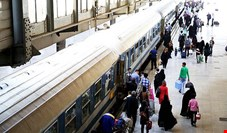 کاهش چشمگیر تعداد مسافران حملونقل ریلی کشور در ۱۰ سال اخیر/ تعداد مسافران قطار در سال ۹۷ حدود ۷۲۱ هزار نفر کمتر از سال ۸۹ است