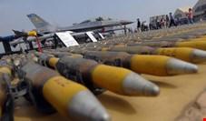 سهم 59 درصدی آمریکا از بازار تسلیحات نظامی