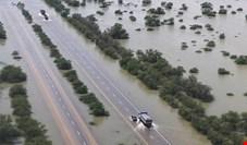 انسداد 10 جاده به دلیل نبود ایمنی و سیلاب