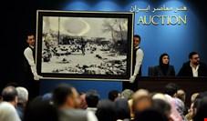 حراج تهران در سال ۹۸ رکورد فروش ۸ ساله را شکست/ بانکها در لیست خریدران آثار هنری