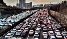 جریمه خودروهای متخلف پایتخت توسط دوربینها از شب گذشته آغاز شد