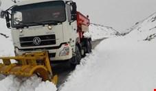 آمادهباش ۵۰۰۰ دستگاه ماشینآلات راهداری برای برف امروز و فردا