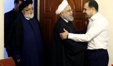 رئیس جمهور در خانه متهم ارزی/ سهلانگاری تیم تشریفات، رئیس جمهور را مهمان متهم ارزی کرد