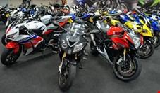 قیمت انواع موتورسیکلت در هفتم مهر