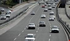آخرین وضعیت راه های کشور در 7 فروردین/ افزایش تردد وسایل نقلیه در محورهای برونشهری