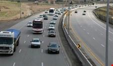 کاهش ۲۶.۵درصدی تردد وسایل نقلیه در محورهای برونشهری