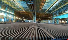 تولید میلگرد و تیرآهن ۱۲ درصد رشد کرد