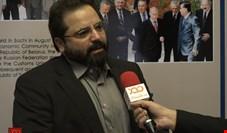 امیدواریم حجم تجارت با ارمنستان در کوتاه مدت به ۱.۵ میلیارد دلار برسد