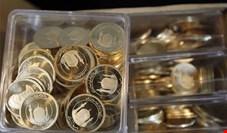 کاهش ۱۸۰ هزار تومانی قیمت سکه