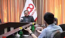 عکس/گفتگو با محمدرضا مودودی، سرپرست سابق سازمان توسعه تجارت