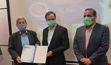 اعلام آمادگی بانک دی برای تأمین مالی طرحهای توسعهای گروه صنعتی میهن