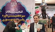 عباس آخوندی داوطلب کاندیداتوری انتخابات ریاست جمهوری شد