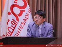 عکس/حضور قائم مقام سفیر کره جنوبی در دفتر «نود اقتصادی»