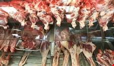 قیمت گوشت گوسفندی 4 درصد کاهش قیمت داشته است